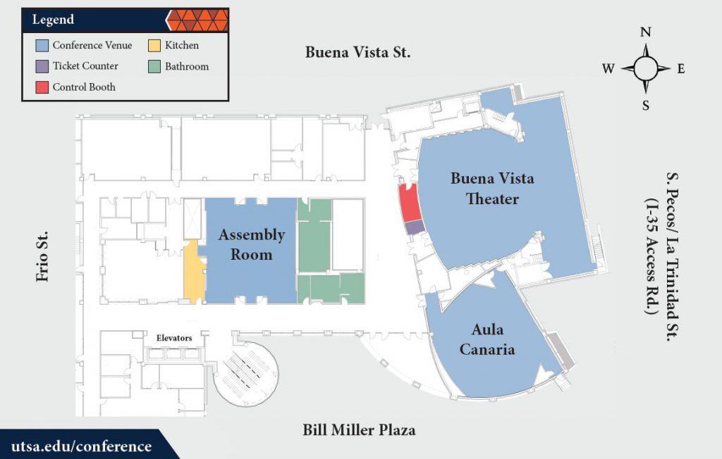 Buena Vista Floor Plan