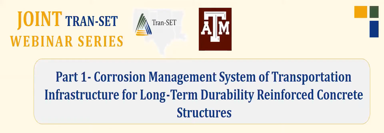 Joint Tran-SET Webinar Series