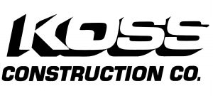 logo KOSS Construction Co